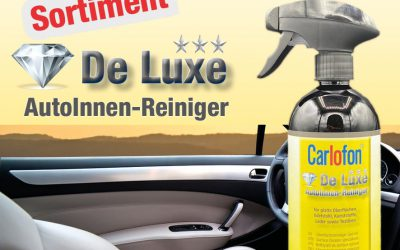 Und noch was Neues! Auto-Innen-Reiniger DeLuxe
